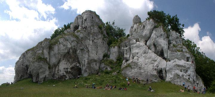 Lenkijos Jurassic Parkas