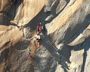 laipiojimas uolomis