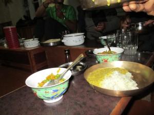 soti indiška vakarienė